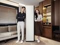 삼성전자-신라호텔, 체험형 휴식공간 '에어드레서' 선봬
