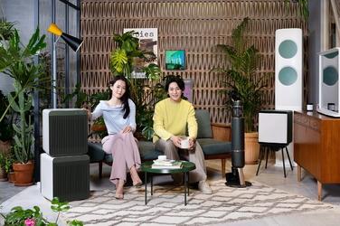 """""""비스포크 가치의 공간·시간·생태계 확대"""" 삼성전자, '비스포크 홈' 전격 공개"""