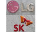 "SK-LG '배터리 전쟁', 합의금 2조원으로 마침표...""10년간 추가 쟁송 없다"""