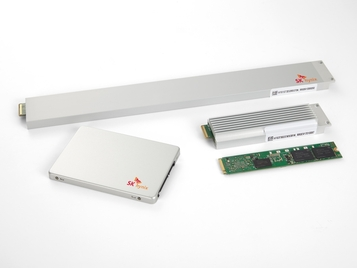 SK하이닉스, 업계 최고 성능 기업용 SSD 신제품 양산